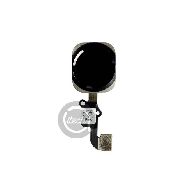 Bouton Home Noir iPhone 6/6 Plus
