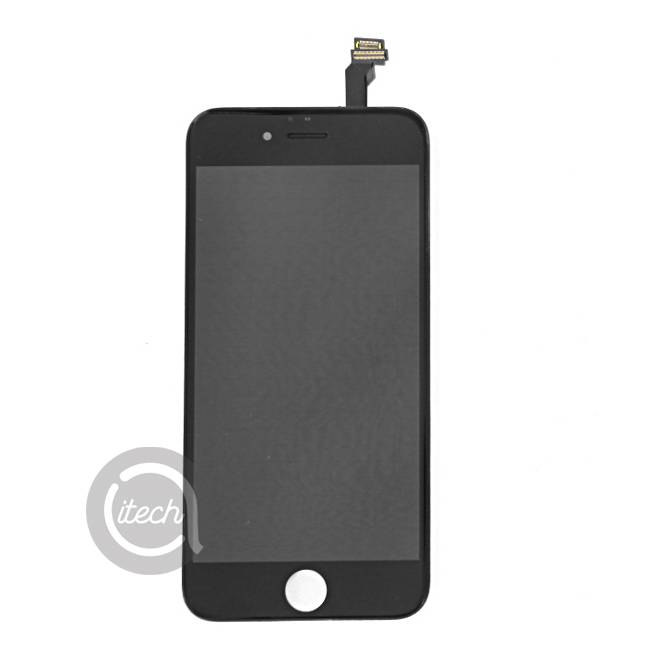 Ecran Noir iPhone 6 - Compatible