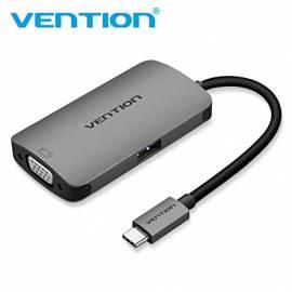 Adaptateur USB-C/VGA/USB