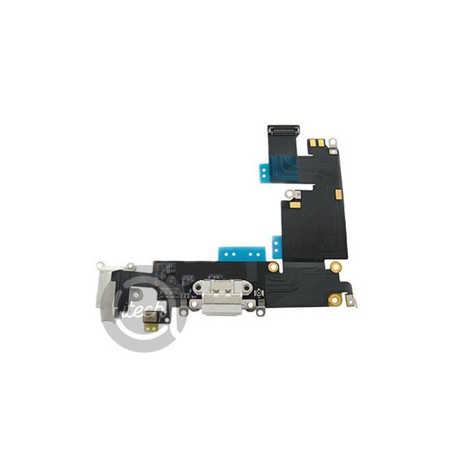 Connecteur de charge Blanc iPhone 6 Plus