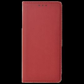 Folio aimanté Rouge iPhone 5/5S/SE