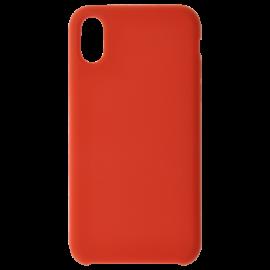 Coque soft touche Rouge A70