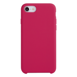 Coque soft touch Bordeaux iPhone 7 Plus/ 8 Plus