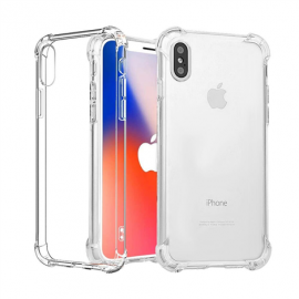 Coque transparente Renforcée iPhone 6/6S