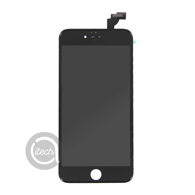 Ecran Noir iPhone 6 Plus - Compatible