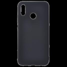 Coque silicone Noir Y6 2019