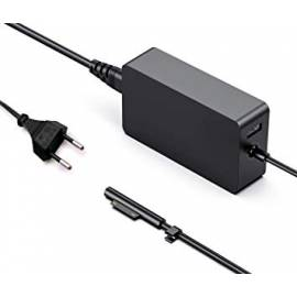 Chargeur Surface Pro 3, 4, 5, 6