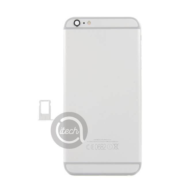 Chassis Argent iPhone 6 Plus