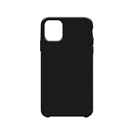 Coque soft touch Noire iPhone 11 Pro Max
