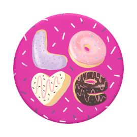 Popsocket LOVE Donuts