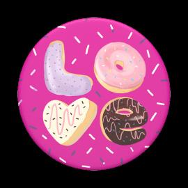 Popsocket LOVE Donuts