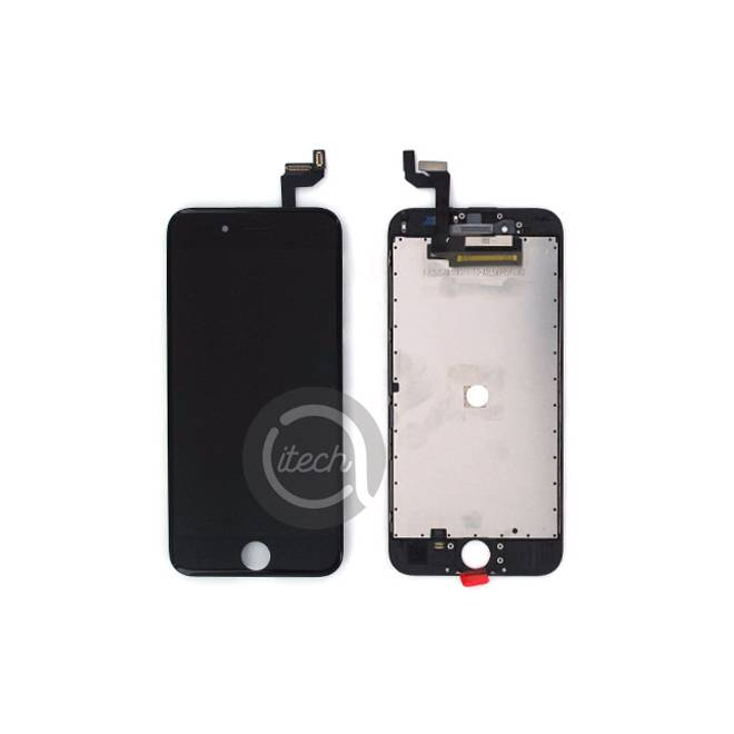 Ecran Noir iPhone 6S - Compatible