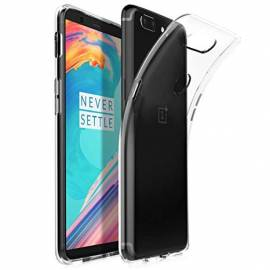 Coque silicone OnePlus 5T