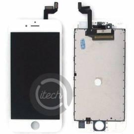 Ecran Blanc iPhone 6S - Compatible