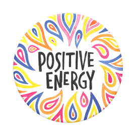 Popsockets Positive energy