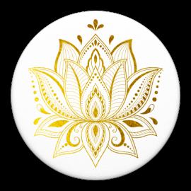 Popsocket Mandala doré