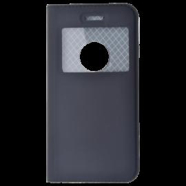 Folio Aimanté Noir iPhone 4