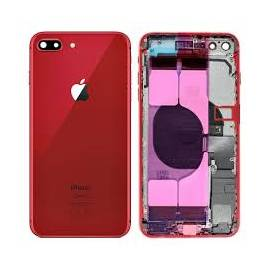 Chassis iPhone 8 Plus rouge