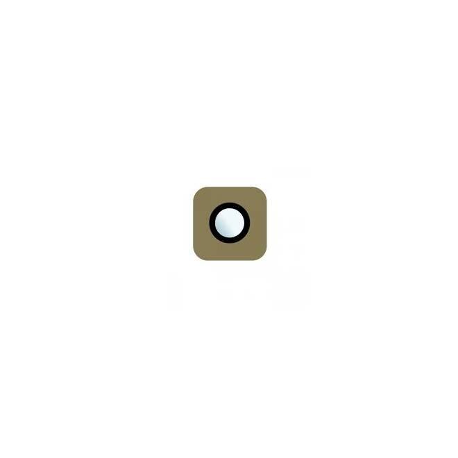 Vitre de Caméra Or Galaxy S6 Edge