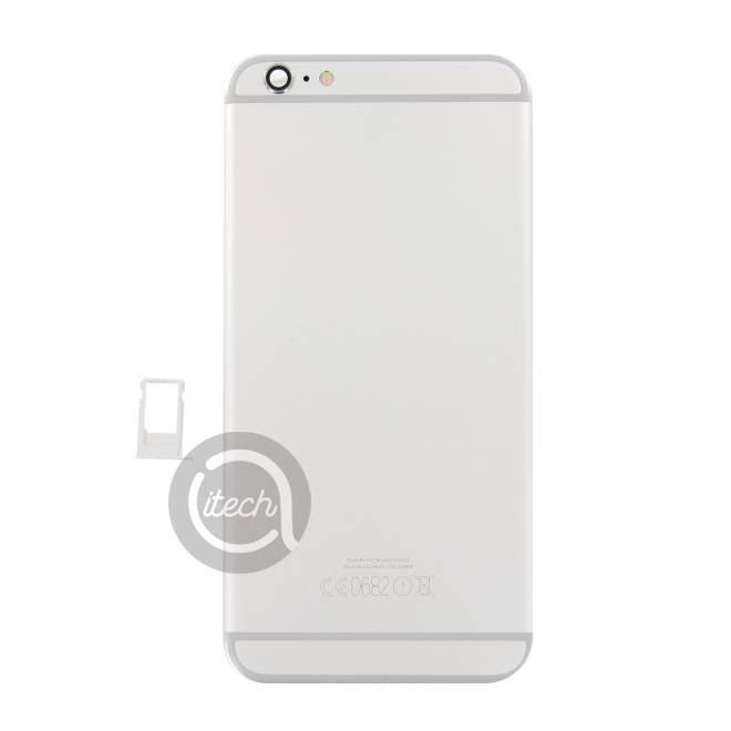 chassis Argent iPhone 6S Plus