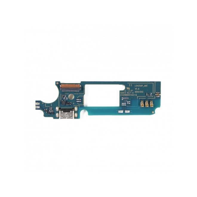 Connecteur de charge Wiko Pulp 4G