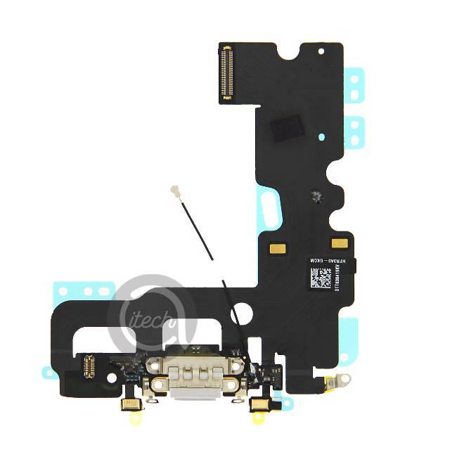 Connecteur de charge Blanc iPhone 7