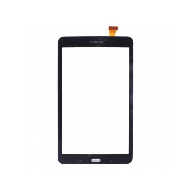 Vitre tactile Noire Galaxy Tab E - 8.0 - T375/T377