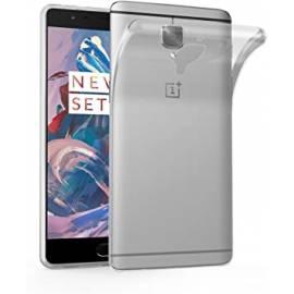 Coque silicone Transparente OnePlus 3