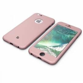 Coque 3 en 1 Or Rose iPhone 7/8