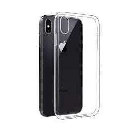 Coque Silicone Transparente iPhone Xs Max