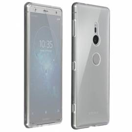 Coque Silicone Transparente Sony XZ2
