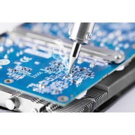 Soudure connecteur de charge Tablette