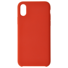 Coque soft touch Rouge P30 Pro