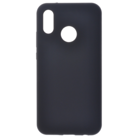 Coque silicone Noire A40