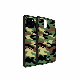 Coque militaire verte iPhone 11