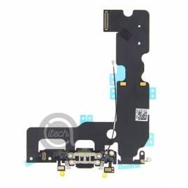 Connecteur de charge Noir iPhone 7 Plus