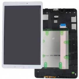 Ecran Blanc original Galaxy Tab E - T560