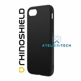 Coque Solidsuit Noire Rhinoshield iPhone XR
