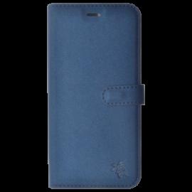 Folio Trendy bleu iPhone 5/5S/SE