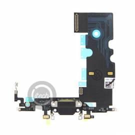 Connecteur de charge Noir iPhone 8/SE 2