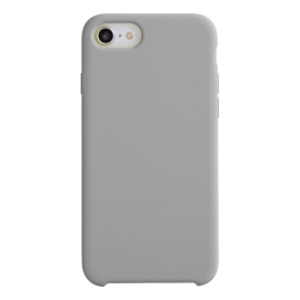 Coque soft touche Gris iPhone 11