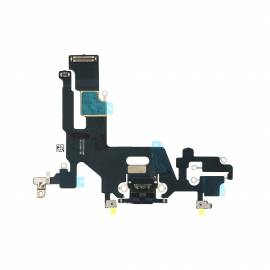 Nappe charge iPhone 11 Noire