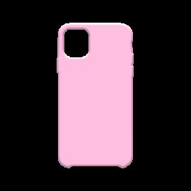 Coque soft touche Rose iPhone 11 Pro