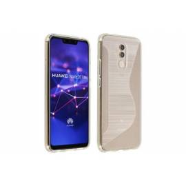 Coque Silicone S Transparente Huawei Mate 10 Pro