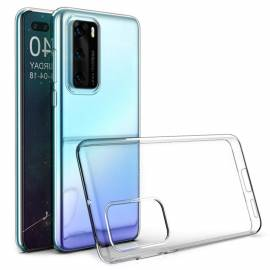 Coque transparente P40