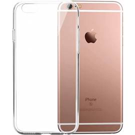 Coque silicone transparente iPhone 6 Plus/6S Plus