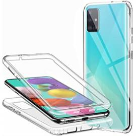 Coque 2 en 1 Galaxy A51