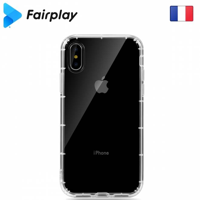 Coque silicone Transparente iPhone 12/12 Pro