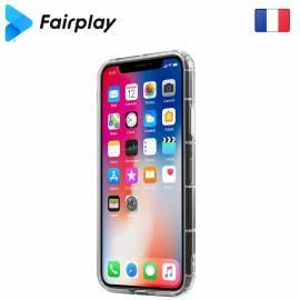 Coque silicone Transparente iPhone XR