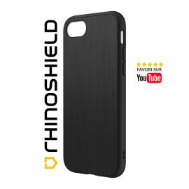 Coque Solidsuit Métal Brossé Rhinoshield iPhone 7Plus/8 Plus RHINOSHIELD™